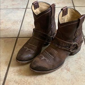 Roper cowboy boots